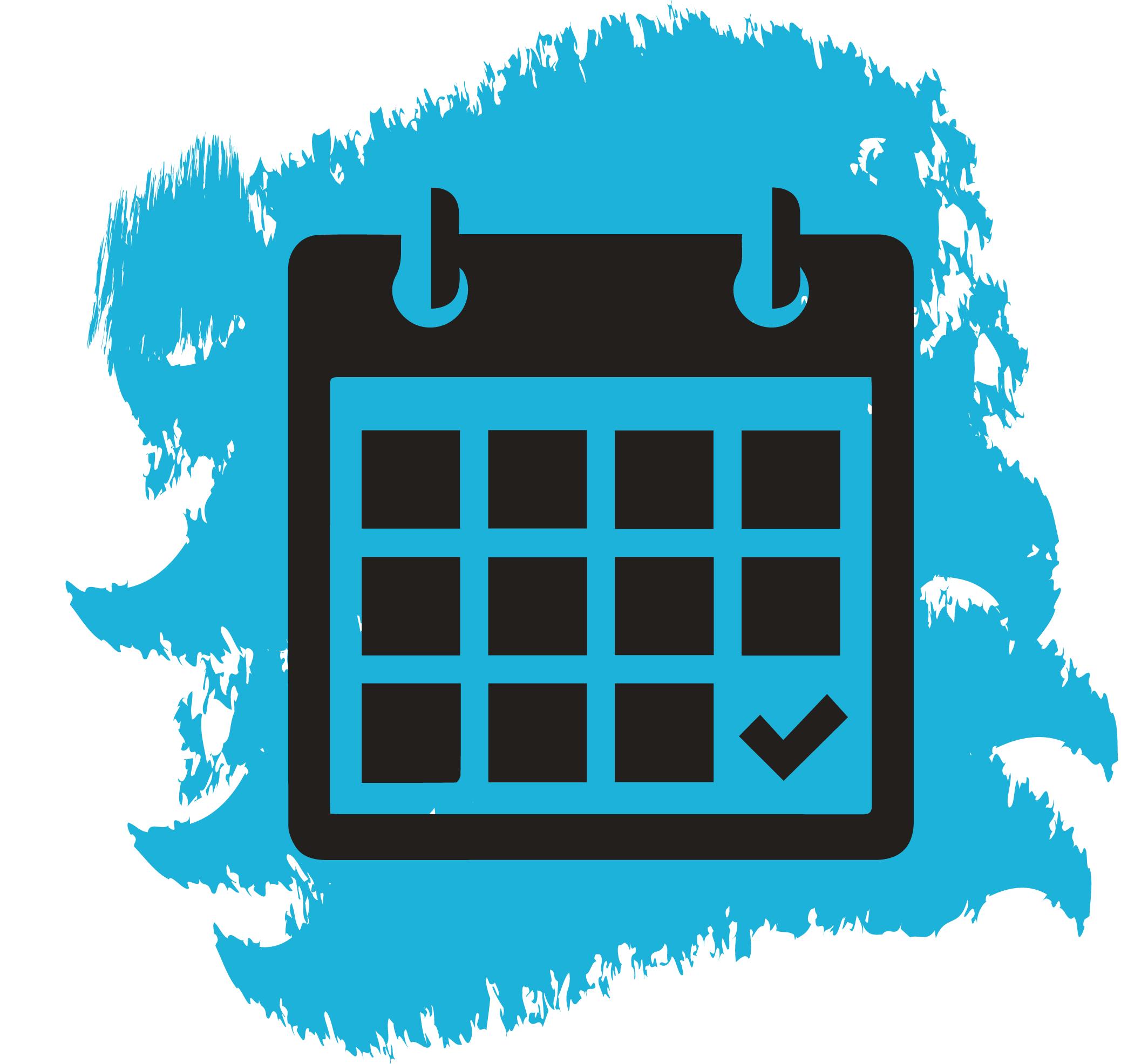Icoon kalender - FF site